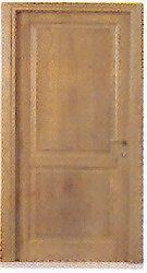 Foto porta in castagno