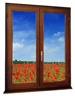 Occasione finestre economiche in legno offerta finestra economica in legno toscana a pistoia - Finestre in legno prezzo ...